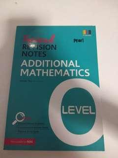 O Level Topical Revision Notes ( Amath)