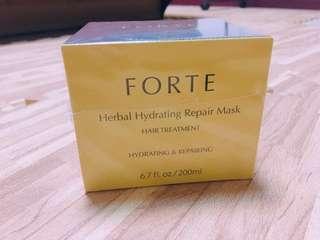 🚚 全新 Forte植萃護髮膜