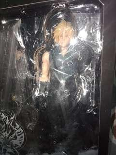 Final Fantasy action figure (cloud)