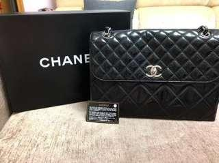 Chanel Bag Jumbo size黑色
