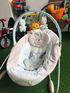 16c213eedfb Mothercare Bright stars ingenuity bouncer