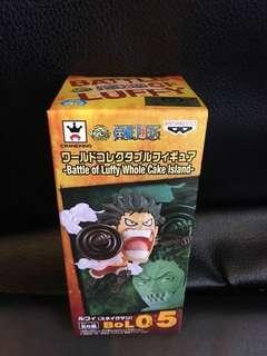 日版 海賊王 wcf 路飛 蛇人Battle of Luffy Whole Cake Island