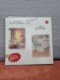 Laser Disc-The Tale of Samuel Whiskers & The Tailor of Gloucester