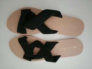 Size 8 billini sandals