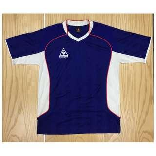Le Coq Sportif Classic S/Sleeve Jersey Used