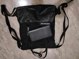 Charles and keith bag and wallet