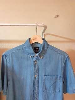 Hnm short sleeve shirt