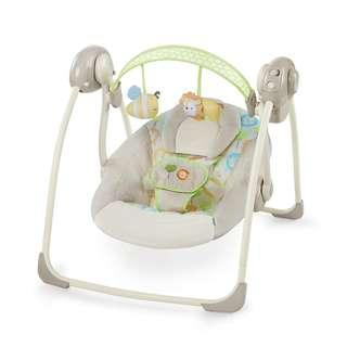 BABY SWING - INGENUITY SOOTHE & DELIGHT (PORTABLE)