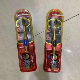 Colgate 360 Black Gold Toothbrush