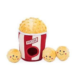 ZippyPaws Zippy Burrow - Popcorn