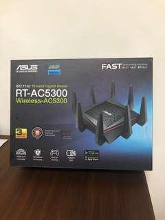 🚚 Asus RT-AC5300 Wireless Router