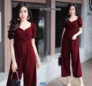 Puffy Jumpsuit
