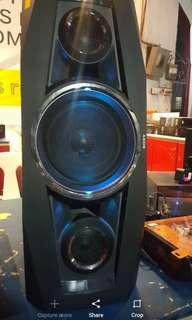 SONY bluetooth.usb.radio SPEAKER