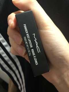 mac powder kiss lipstick 315