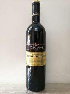 法國CHAMARRE GRANDE RESERVE 2009 紅酒