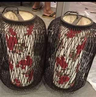 Oriental Japanese lantern