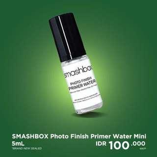 SMASHBOX Photo Finish Primer Water Mini