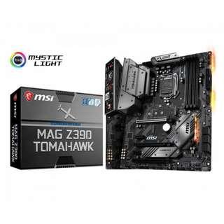 🚚 MSI Intel LGA 1151 MAG Z390 Tomahawk
