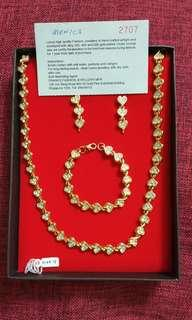 Leons Jewellery Set