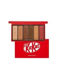 Etude House Kit Kat Eye Play Color Eyes Mini