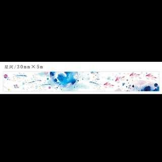 [PO] 3cm × 5m washi tapes