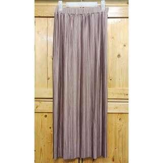 Rok plisket | pleated skirt