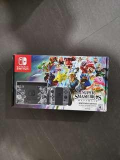 Nintendo Switch - Super Smash Bro Ultimate Edition Pack
