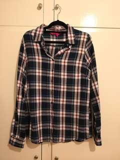 Size 10 boohoo flannel check shirt #swapAU