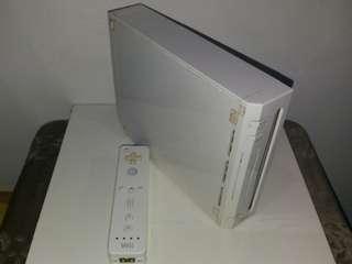 Nintendo Wii termurah bisa baca cd bajakan