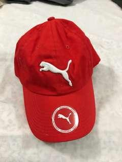 Puma Red Cap