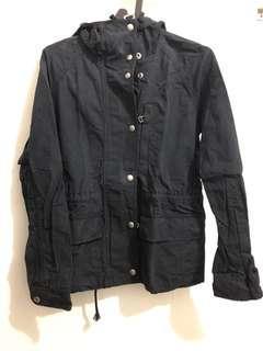 Jacket blue navy