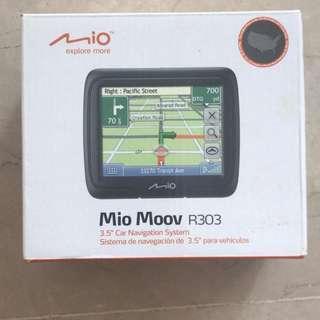 MIO Moov R3003 Gps. USA Maps