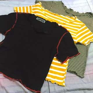 Bundle tops