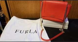 Furla Chain Bag