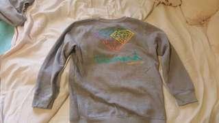Diamond supply co sweater jumper