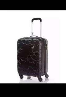 Samsonite black American tourister cabin luggage