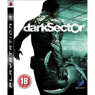 PS3 Dark Sector R2