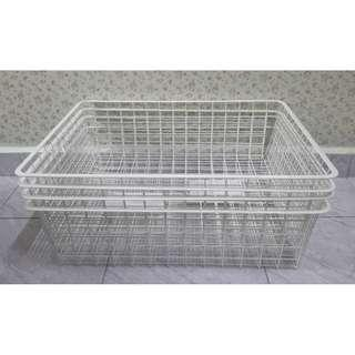 ANTONIUS WIRE BASKET ( IKEA )