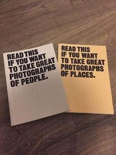 (Bundle sale) Read this if you want to take great photographs of places & people