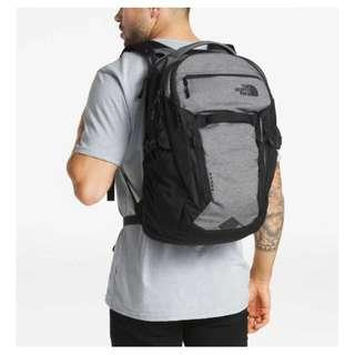 The North Face Surge Backpack, 2018 Zinc Grey Heather