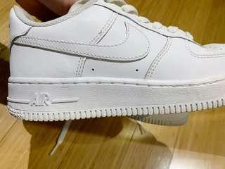 Nike Air Force size 4y/6 women's
