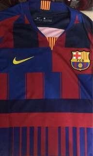 巴塞隆拿 20 週年特別版 大碼 假一賠十 Barcelona special edition L