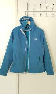 North face & puma jackets size L