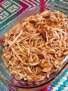 Spagetti Goreng dgn sos Bolognese