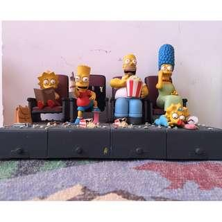 The Simpsons McFarlane Movie Action Figure Toys 2007 not neca