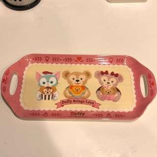 Duffy Gelatoni plastic tray 膠托盤