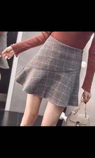 🚚 FishTail A-Line Short Skirt #dressforsuccess30