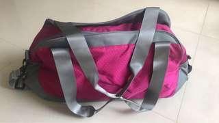 Duffle Bag #dressforsuccess30