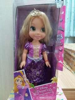 Barbie公仔(可練習梳辮)
