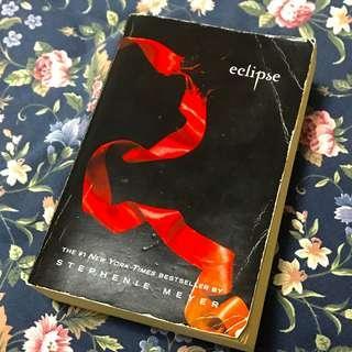 Best Seller: Elipse by Stephenie Meyer